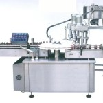 Tomatsås Rotary Filling Capping Machine