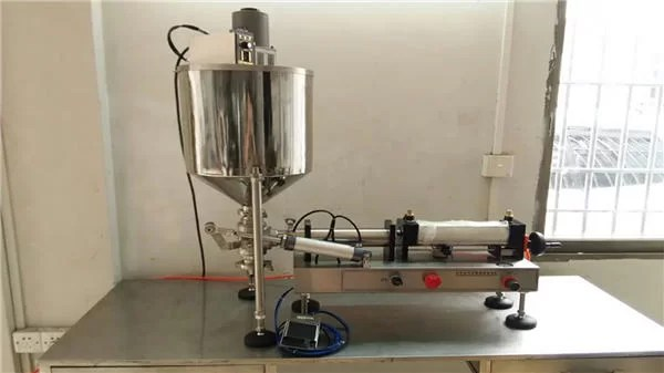 Good Quality Double Heads Chilli Sauce Filling Machine