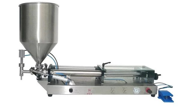 Semi Automatic Ketchup Filling Machine