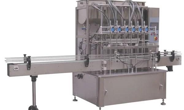 Fully Automatic Wholesale Shampoo Liquid Piston Filling Machine