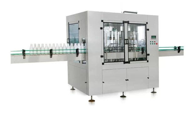 Eight-head Automatic Linear Piston Liquid Soap Filling Machine