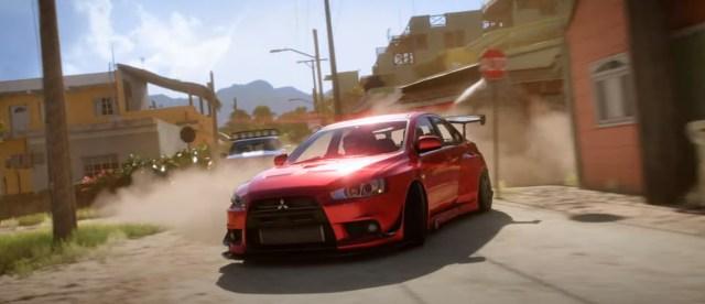 Forza Horizon 5 México Mitsubishi Drift