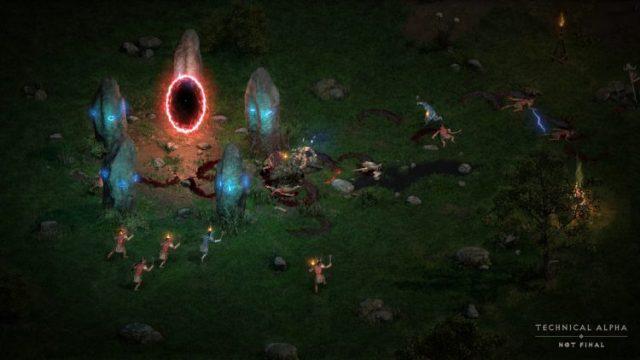 Modificación de monitor ultraancho resucitado de Diablo II