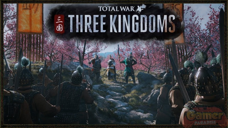TOTAL WAR: THREE KINGDOMS: 12 Kämpfer & nur ein Thron