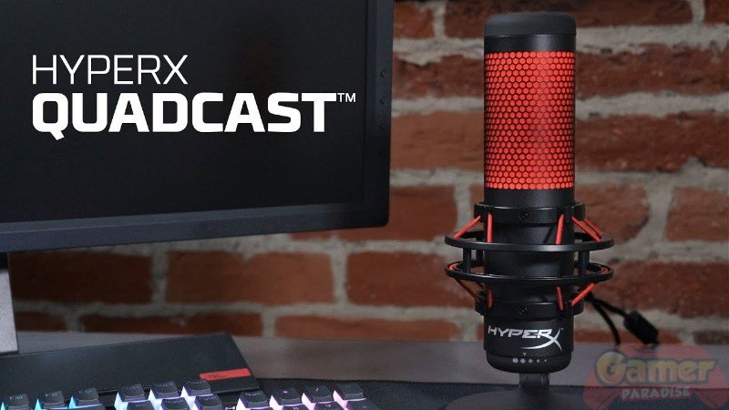 HyperX QuadCast USB Mikrofon Review | Test