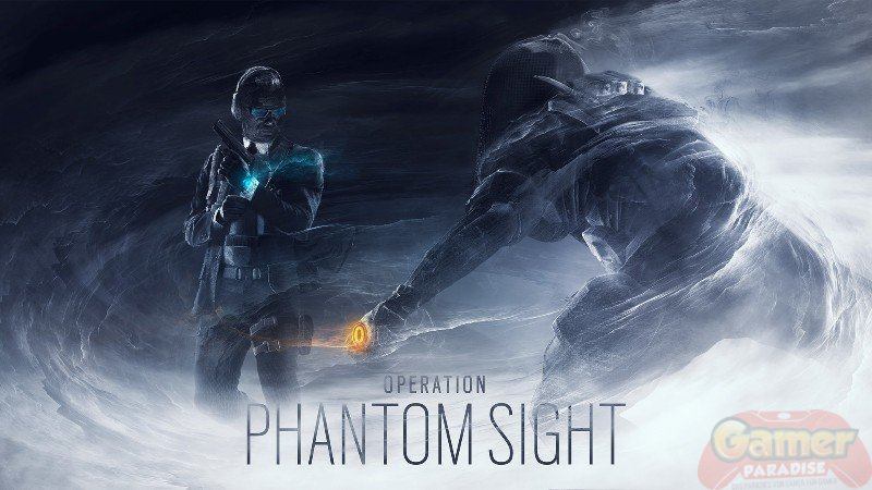 TOM CLANCY'S RAINBOW SIX SIEGE ENTHÜLLT OPERATION PHANTOM SIGHT + TRAILER
