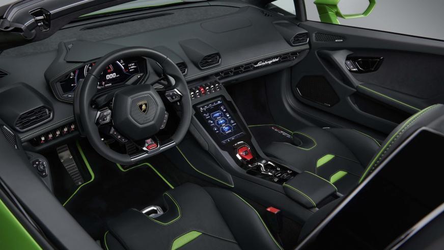La Lamborghini Huracán Evo enlève le haut - TopGear
