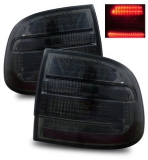 Porsche Cayenne 20032006 LED Tail Lights Smoked | A132HES6109  TopGearAutosport