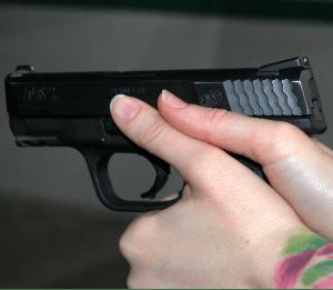 Regular Combat Grip