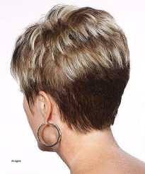 Back View Short Haircuts For Women Hairstyles Fashion And Clothing