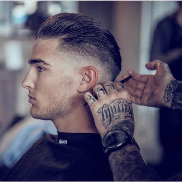 Best Men Hairstyles 2018