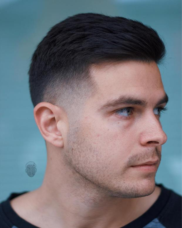 Short Haircuts For Men 2018 Hairstyles Fashion And Clothing