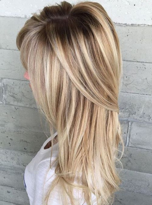 Image Result For Beautiful Blonde Balayage Hair Color Ideas Trendy