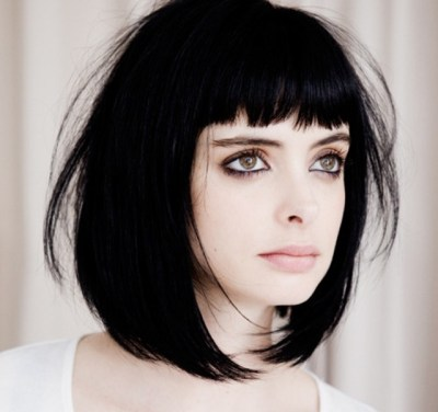 Bob Hairstyles With Bangs 2018 17