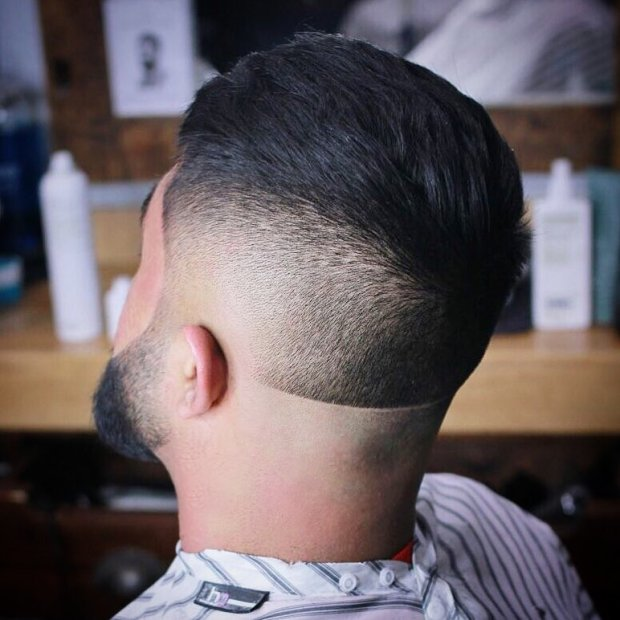 Buzz Cut Short Haircut For Men 2018
