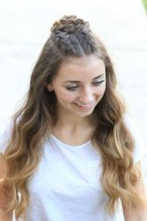 Cute Hairstyles For Girls 2