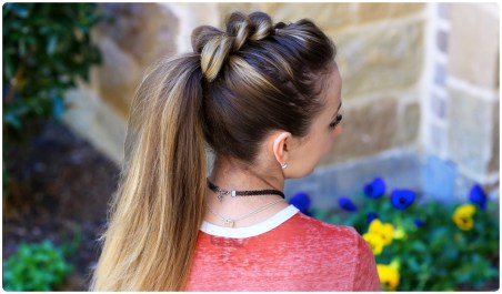 Cute Hairstyles For Girls 4