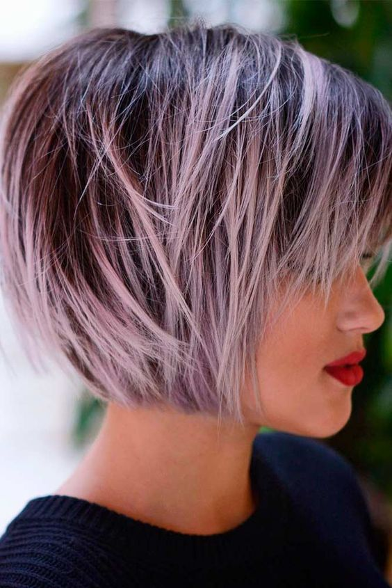 Latest Short Hairstyles For Women