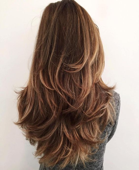 Long Hairstyles With Layers 2018 8