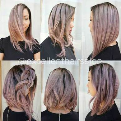Medium Length Hairstyles 17