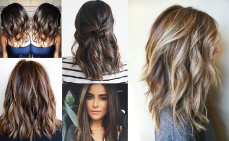 Medium Length Hairstyles 20