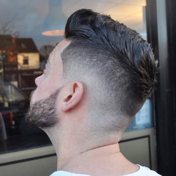 Men Short Haircut 2018
