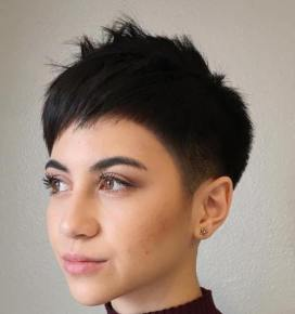 Pixie Cuts For Thick Hair 12