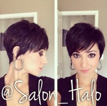 Pixie Cuts For Thick Hair 33