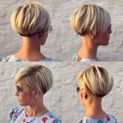 Short Bob Haircut 2018 1