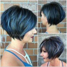 Short Bob Haircut 2018 12