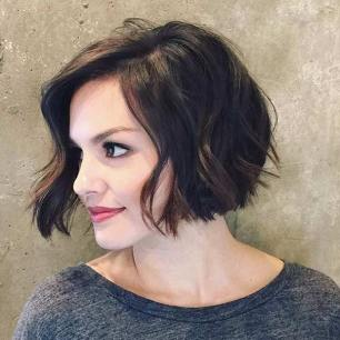 Short Bob Haircut 2018 17