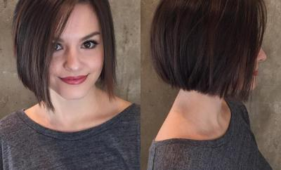 Short Bob Haircut 2018 21