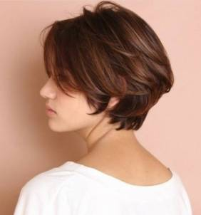 Short Bob Haircut 2018 3