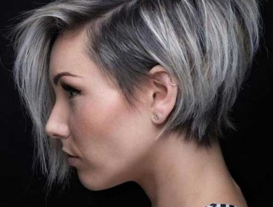 Short Bob Haircut 2018 6