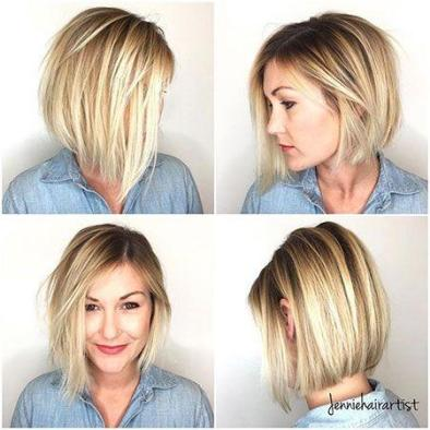 Short Bob Haircut 2018 8