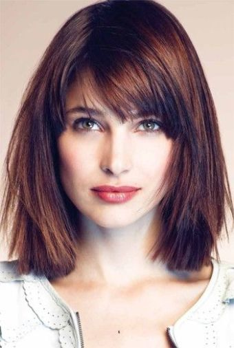 Short Hair For Round Faces 10