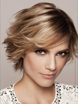 Short Haircuts For Girls 2018 Heart Face Shape