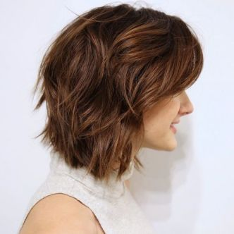 Short Haircuts For Girls 2018 Shaggy