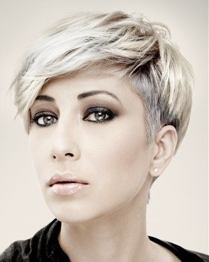 Short Haircuts For Oval Faces 12