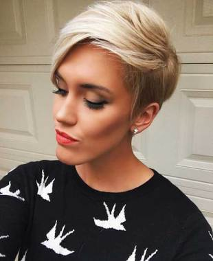 Short Haircuts For Oval Faces 13