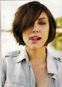 Short Haircuts For Round Faces 10