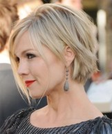 Short Haircuts For Round Faces 6