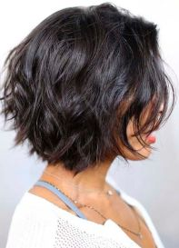 Short Haircuts For Thick Hair 2018 24