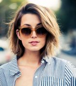 Short Haircuts For Thick Hair 2018 9