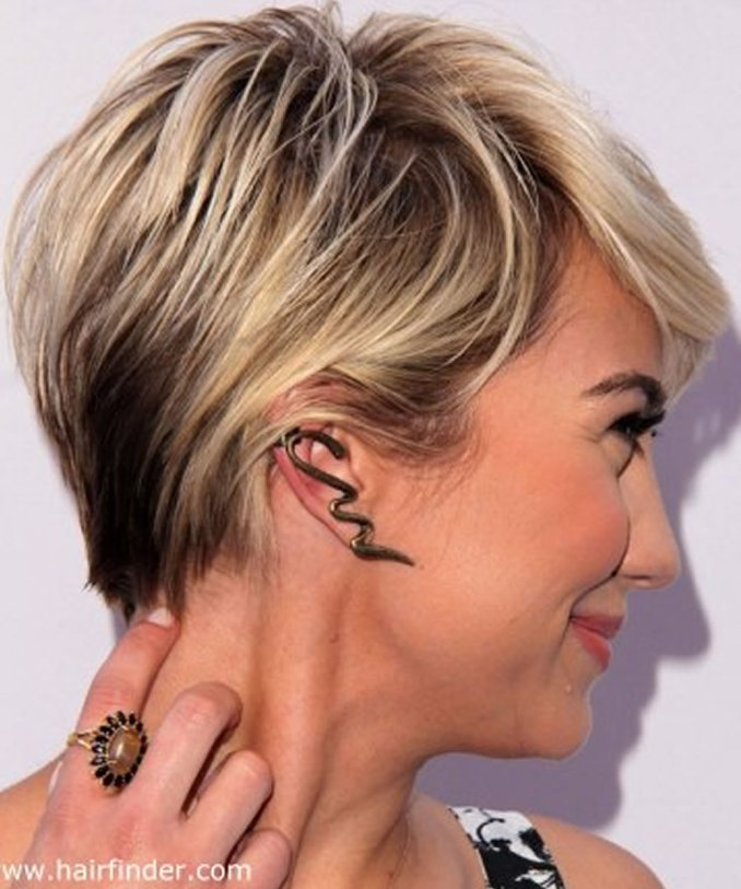 Image Result For Short Haircuts For Thin Hair Women