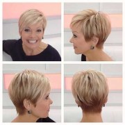 Short Haircuts For Older Women 2018 24