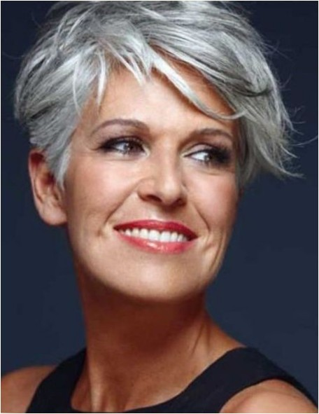 Short Haircuts for Older Women - Haircuts + Hairstyles 2018