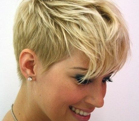 Short Hairstyle Women - Haircuts + Hairstyles 2018