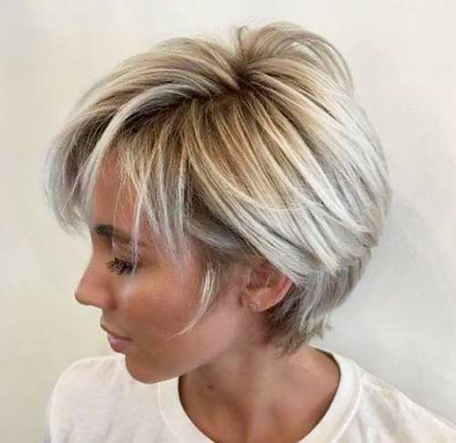 Short Hairstyles 2018 - Haircuts + Hairstyles 2018