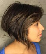 Short Hairstyles For Round Faces 2018 11